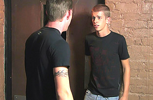 Kayden Daniels, Landon Haynes gay networks video from Gay Life Network