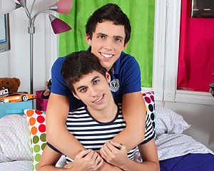 Brendan Tyler, Lucas Sky gay networks video from Gay Life Network
