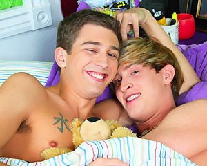 Levon Meeks, Gabriel Kelly gay networks video from Gay Life Network